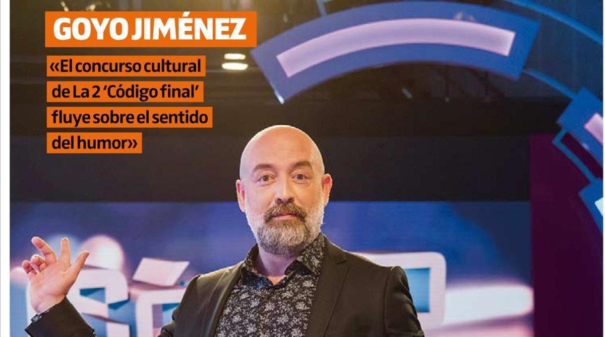 Goyo Jiménez, l'humorista il·lustrat