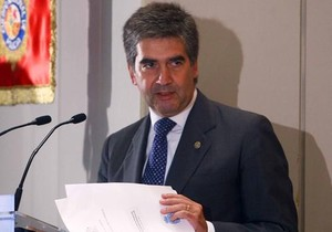 Ignacio Cosidó, director general de la Policía Nacional.