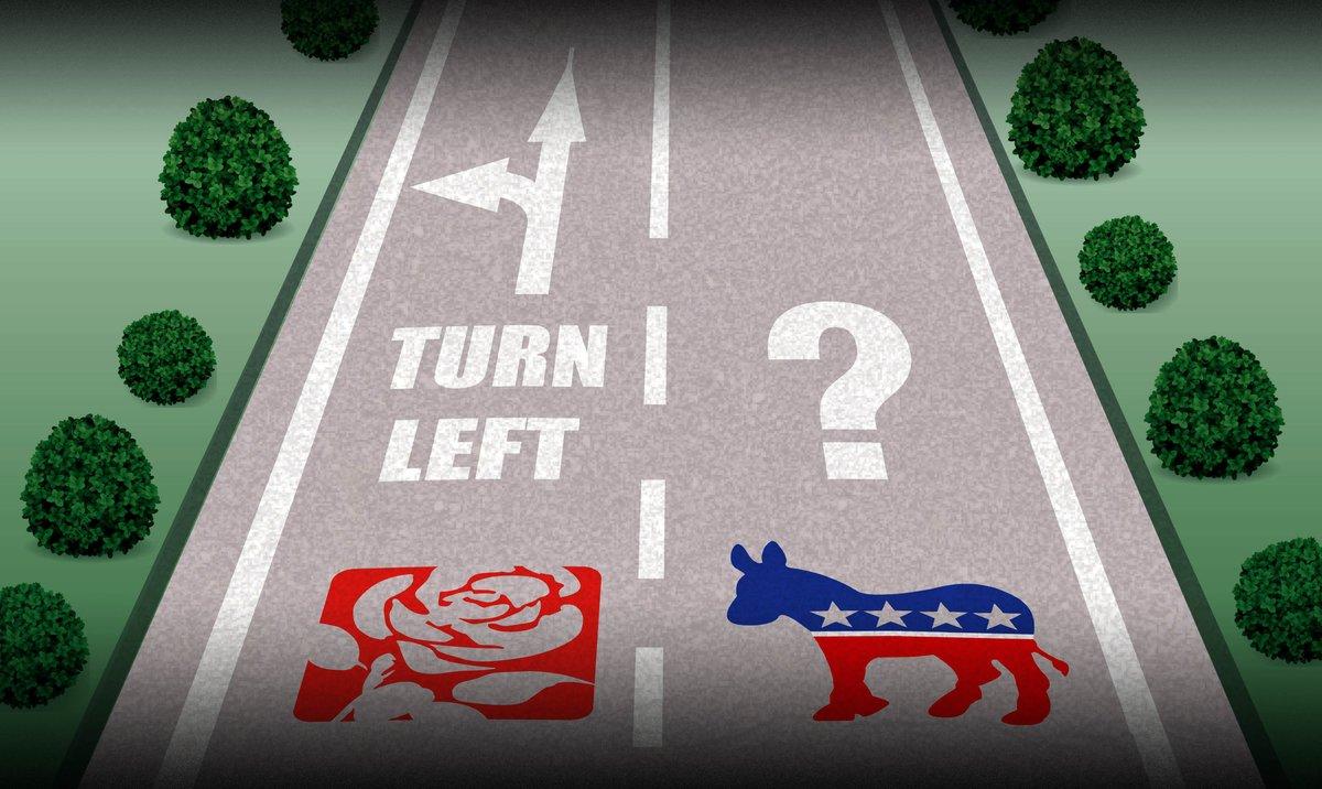 ¿Patiran els demòcrates el mateix destí que el Partit Laborista de Corbyn?