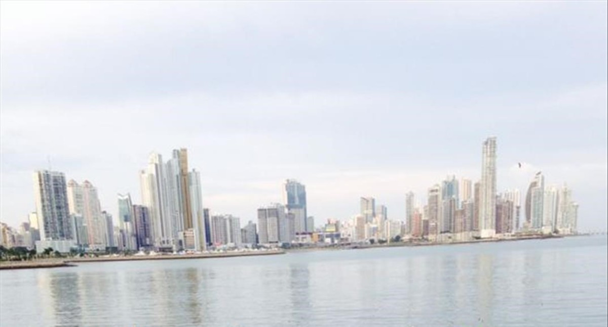 Imagen de la ciudad de Panamá y sus rascacielos.