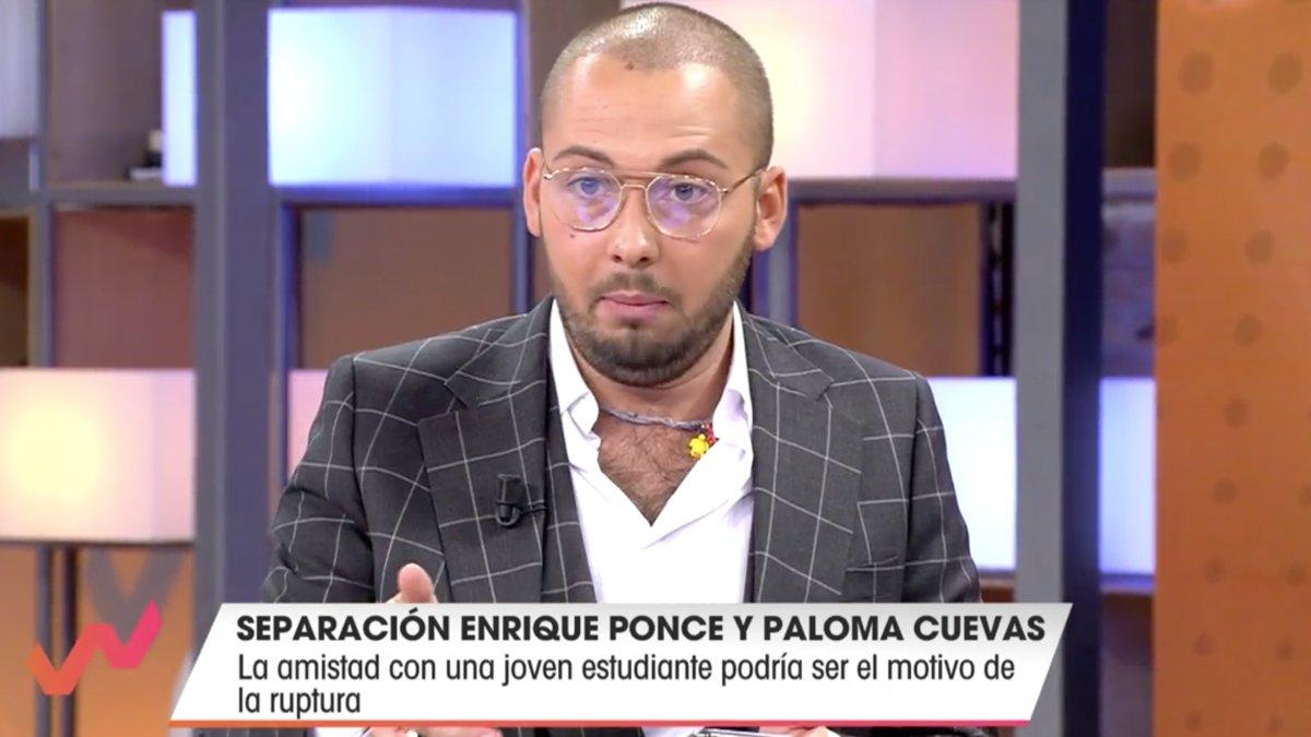 José Antonio Avilés en 'Viva la vida'.