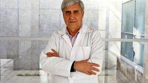 Juan José Badiola,director del Centro de Encefalopatías y Enfermedades Transmisibles Emergentes.