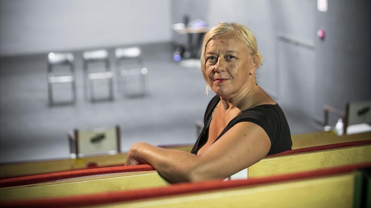 Juljiana Tomic, en el Antic Teatre.