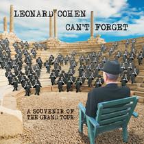 Carátula del nuevo álbum de Leonard Cohen.