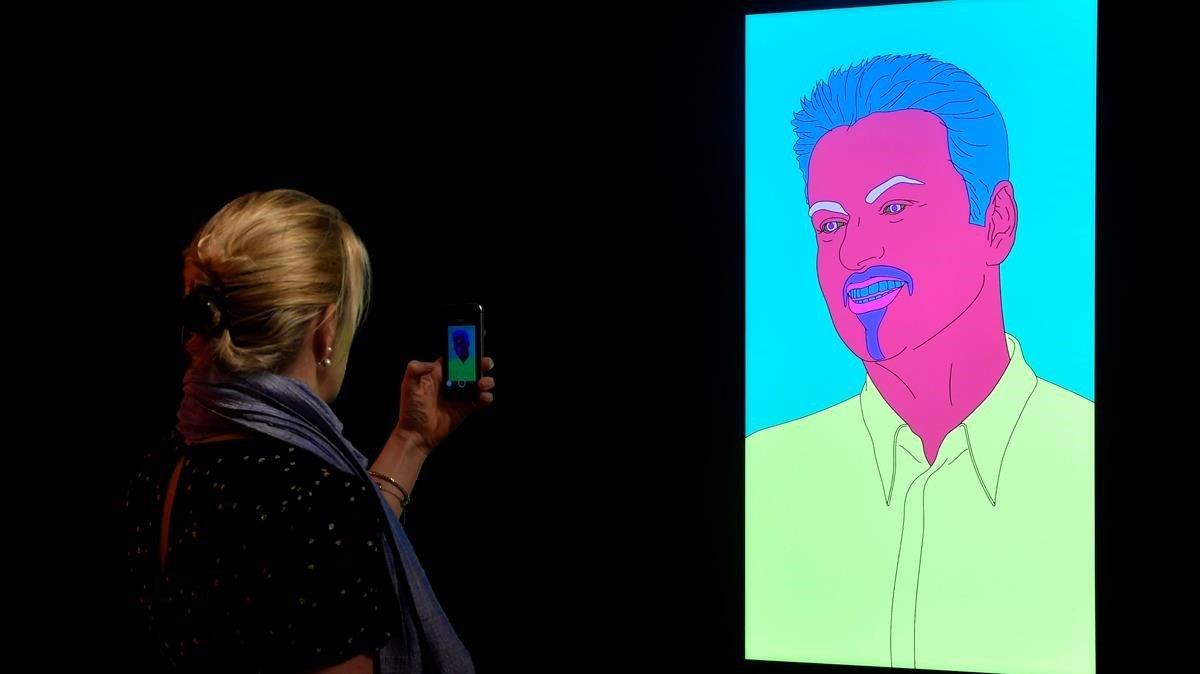 La subhasta de la col·lecció d'art de George Michael arriba als 10,8 milions d'euros