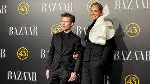 Sharon Stone: «No em considero una icona, però estic agraïda que diguin això de mi»