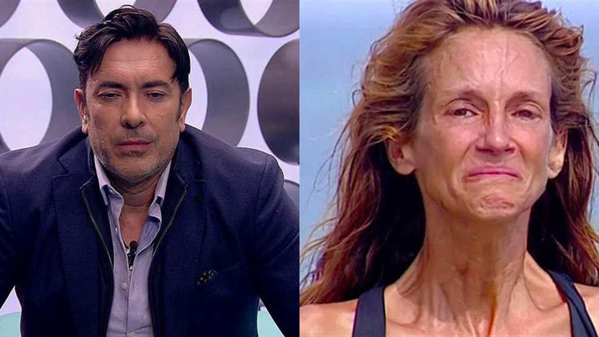 """El padre de Adara se pronuncia tras la expulsión de Elena de 'Supervivientes': """"Me hubiera gustado un duelo entre Hugo y ella"""""""