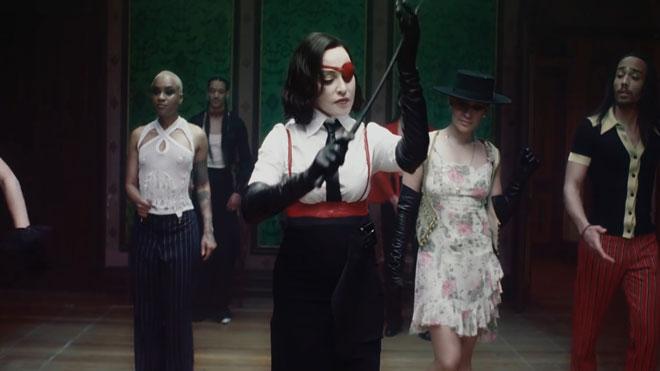 Madonna anuncia la gira de teatros Madame X.