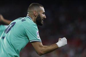 El Madrid gana en Sevilla (0-1) y se pone colíder