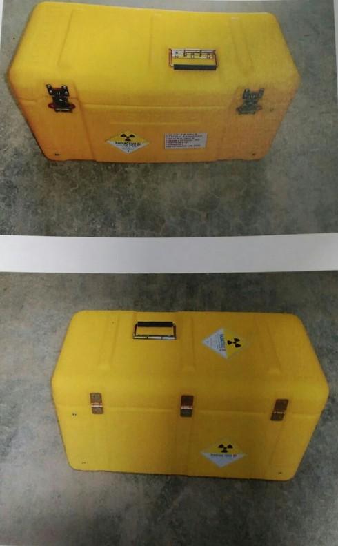Detingut el lladre del maletí radioactiu robat a Santa Coloma