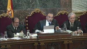 Marchena abronca a dos testigos de la defensa: Sus opiniones no nos importan