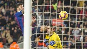 "Valverde: ""El gol de Suárez és claríssim, com un piano"""