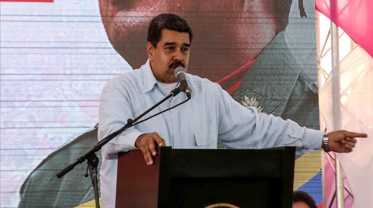 """Trump amenaça amb sancions """"fortes"""" Veneçuela si es reforma la Constitució"""