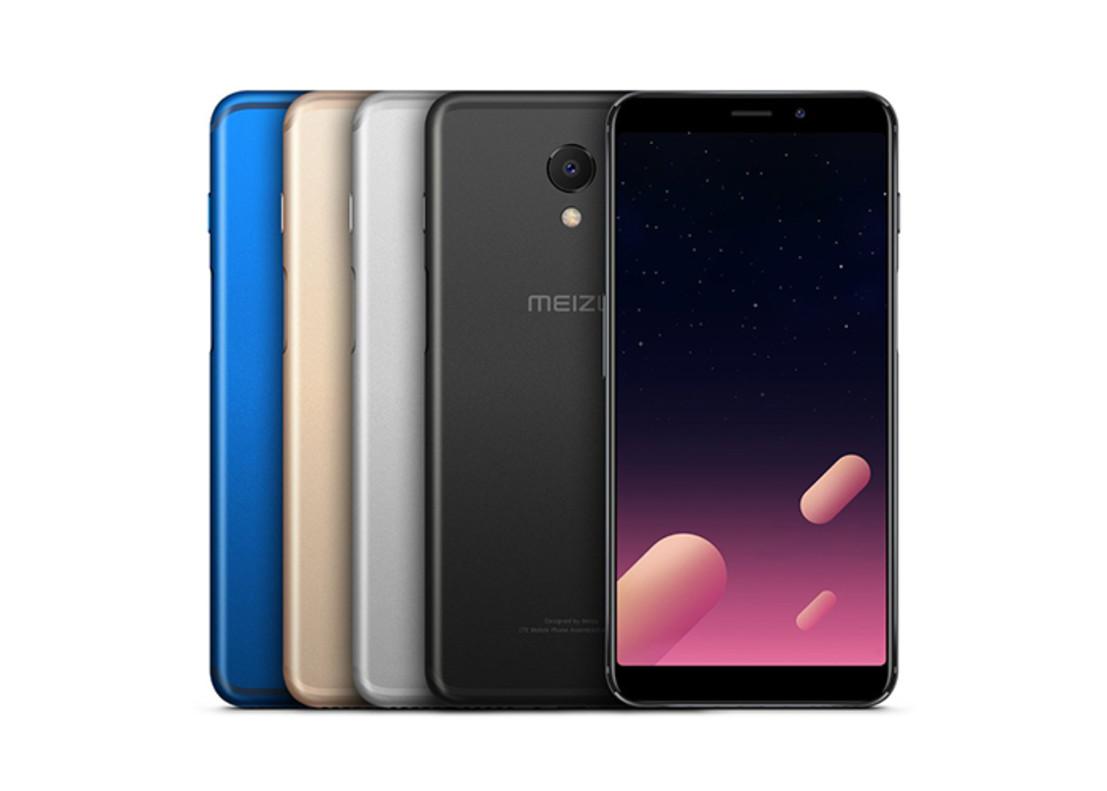 Així és l'smartphone de Meizu model M6s