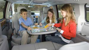 El mejor coche para viajar con niños.