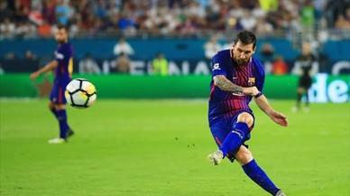 ¿Qué ver hoy viernes en televisión? Nàstic-FC Barcelona, lo mejor de la programación
