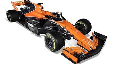 El McLaren de Fernando Alonso vuelve al naranja de sus primeros éxitos