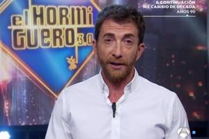 Pablo Motos reflexiona tras el 1-O: «A lo mejor tenemos que admitir que España se ha roto»
