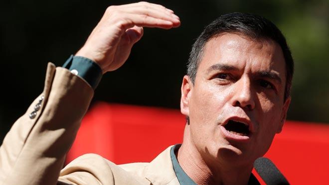 Sánchez: «Donen lliçons de democràcia i no condemnen la violència»