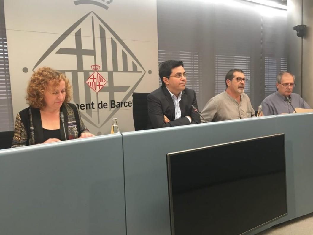 Barcelona pone en marcha nuevo protocolo por mercado for Ofertas trabajo gava