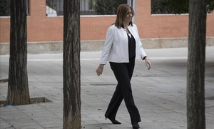 La presidenta de la Junta de Andalucía, Susana Díaz, en una imagen reciente.