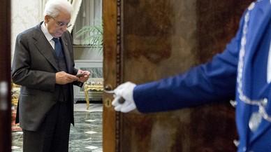 El presidente de Italia impondrá este lunes un Gobierno ante la falta de acuerdo