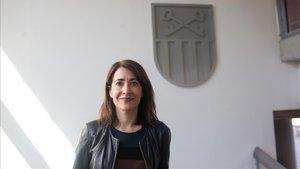 Raquel Sánchez, alcaldesa de Gavà.