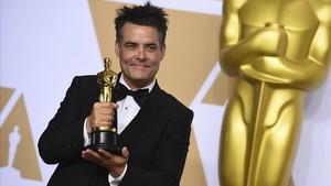 Sebastian Lelio, con el Oscar a la mejor película de habla no inglesa por Una mujer fantástica