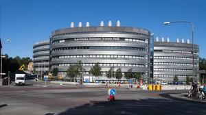 Sede del Instituto Karolinska en las afueras de Estocolmo.
