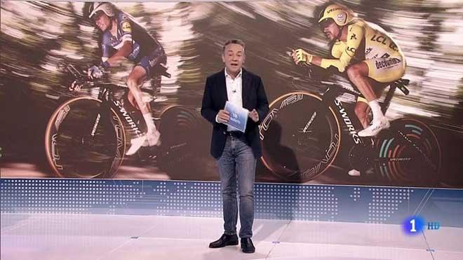 El Tour amb bicicleta estàtica