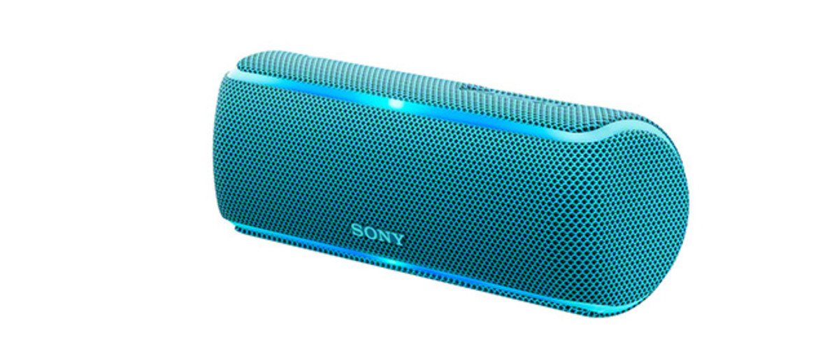 Nuevo altavoz resistente al agua de Sony