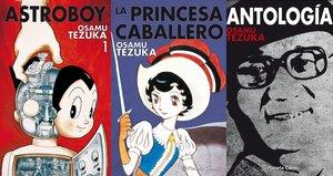 El MNAC acollirà una exposició d'Osamu Tezuka, el 'Déu del manga'