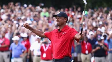 Tiger Woods: una historia de redención
