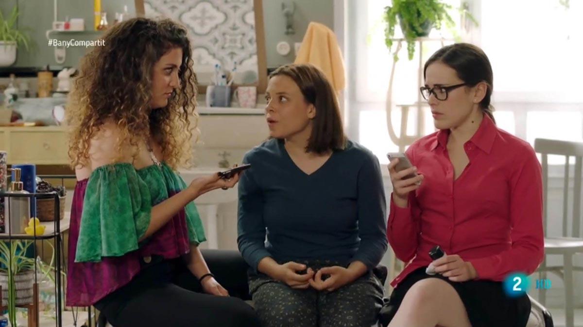 TVE-Catalunya estrenó 'Bany compartit'.
