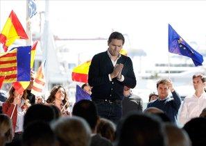 """Ciutadans aplicaria """"de forma immediata"""" el 155 a Catalunya"""