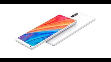 El 'smartphone' Xiaomi Mi MIX 2S, a fondo