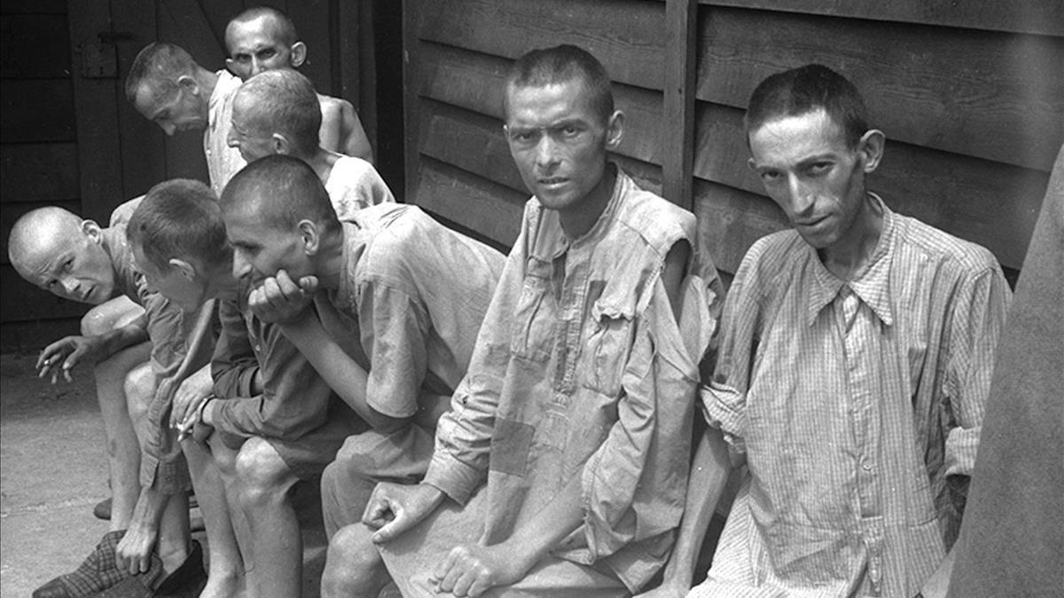 Sant Boi homenatja les víctimes santboianes del nazisme