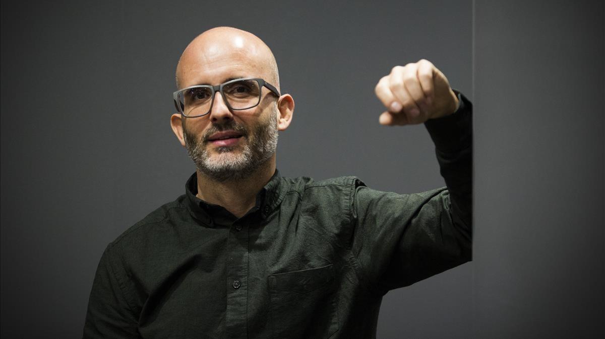 Xavier Basora: «Me encanta oír hablar catalán a mis alumnos madrileños»