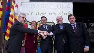 Esade y el Barça lanzan un máster de gestión deportiva