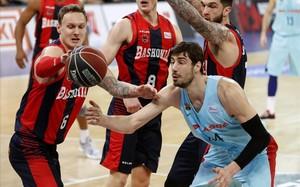 El Barça consuma un altre ridícul davant el Baskonia