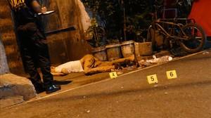 """Guerra al narco en Filipinas: """"Y más morirán si no dejáis las drogas"""""""