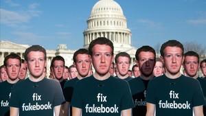 """""""L'hora de la veritat"""" per a Zuckerberg"""