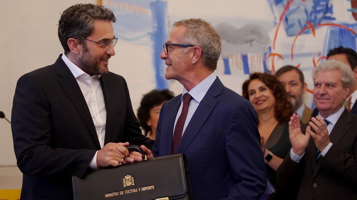José Guirao, nou ministre de Cultura i Esport