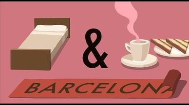 Dormir y desayunar de buen rollo