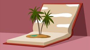 Libros desiertos