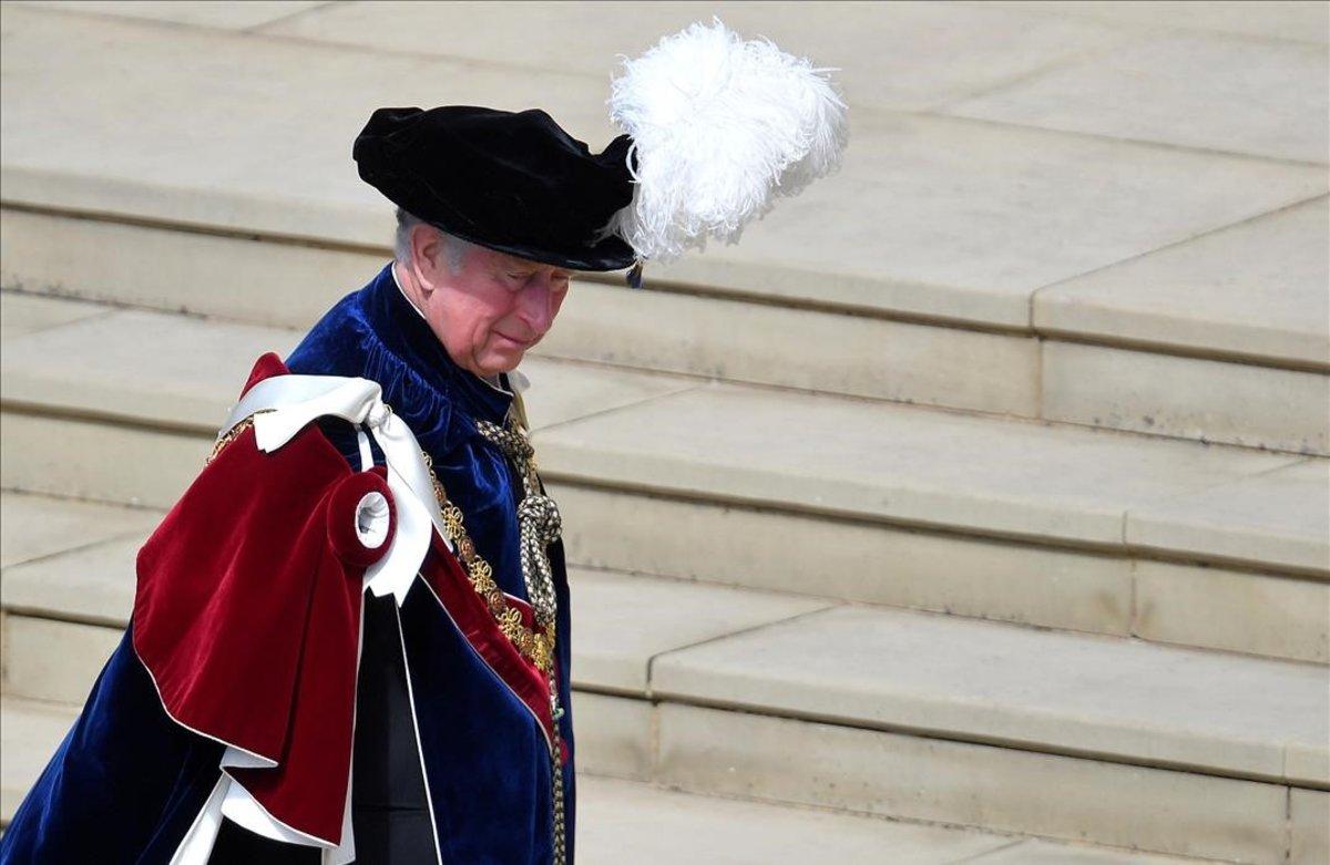 Carlos de Inglaterra: el príncipe septuagenario