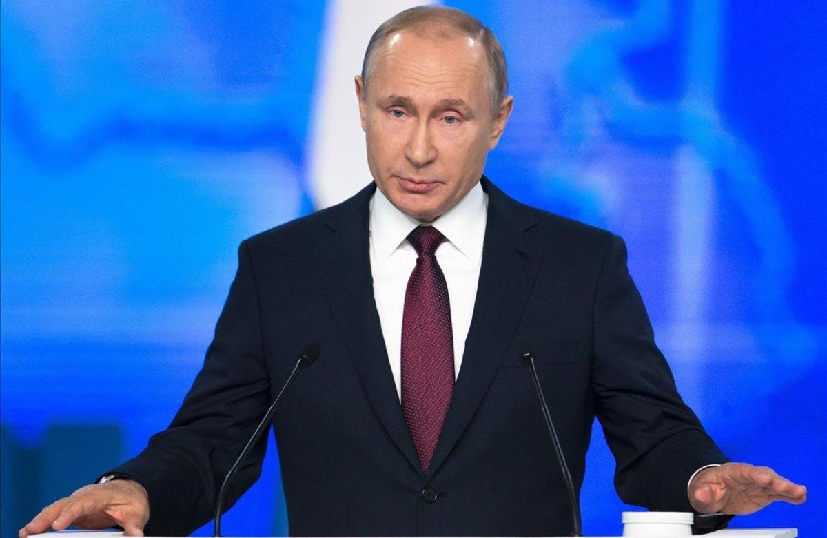 Putin purga alts càrrecs policials pel 'cas Golunov'