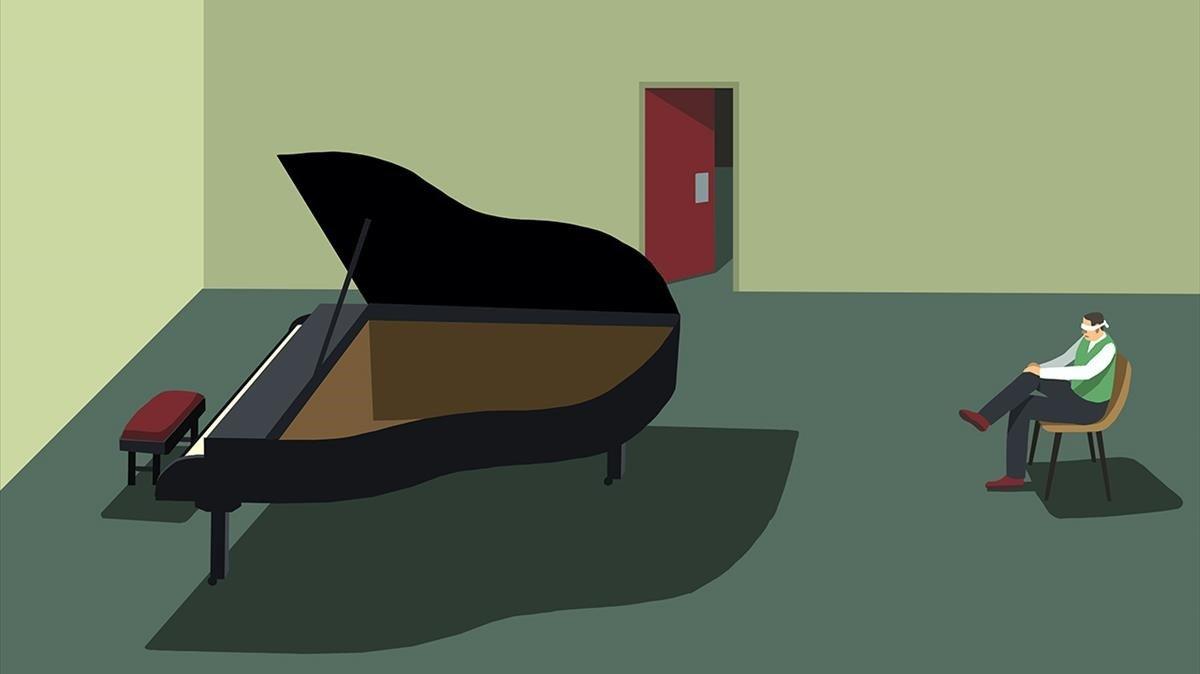 La brecha salarial y una música constante