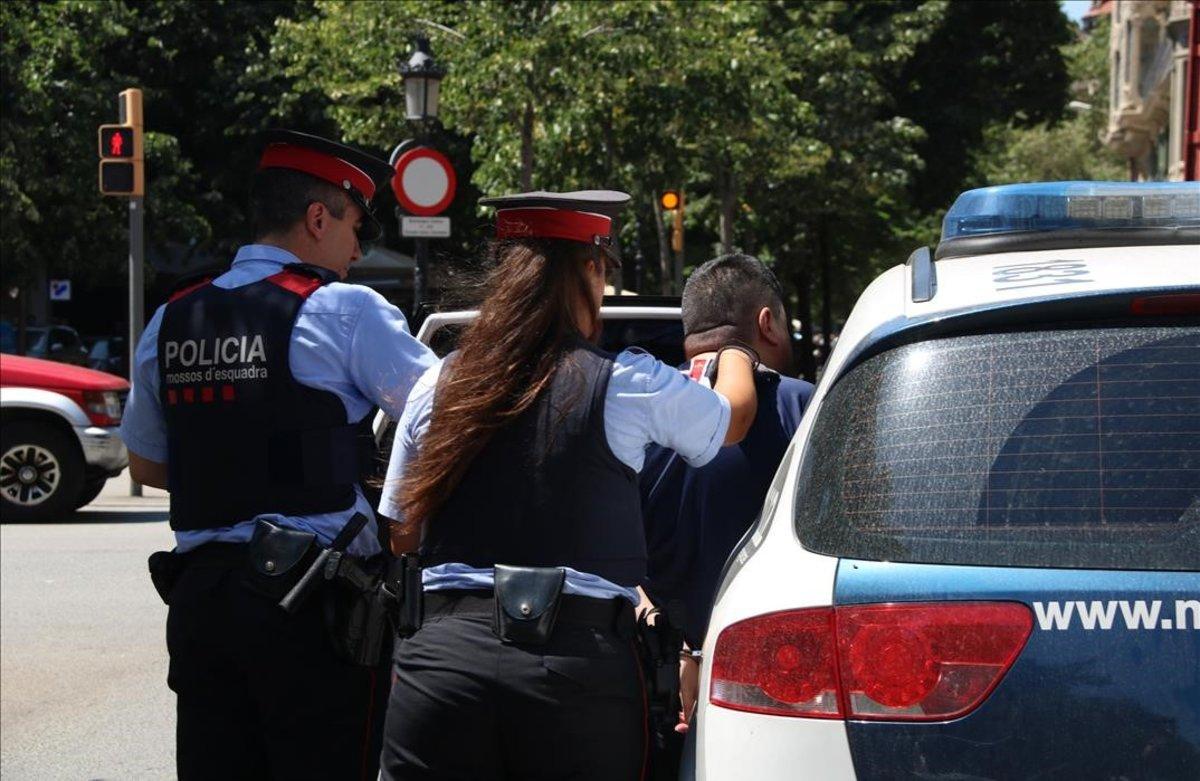 Unitat per la seguretat a Barcelona