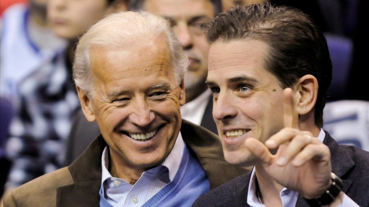 'Hackers' russos van atacar l'empresa ucraïnesa en què va treballar el fill de Biden